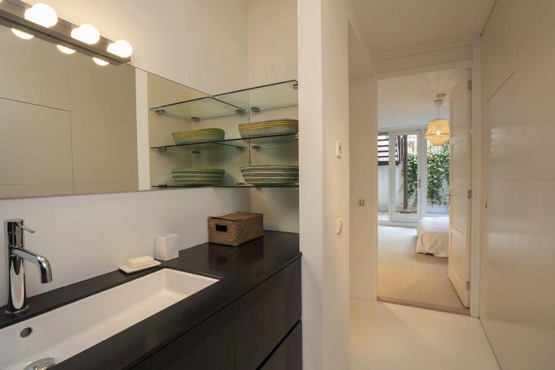 Uiterwaardenstraat 215 B-huis, Double downstairs house in Amsterdam foto-18