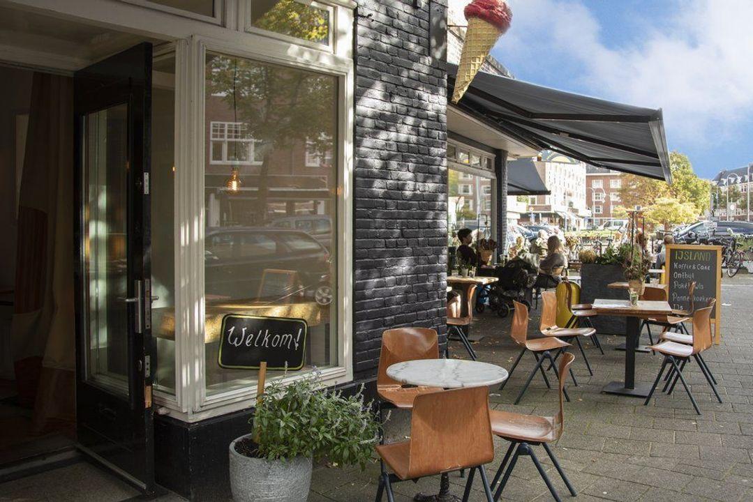 Uiterwaardenstraat 215 B-huis, Double downstairs house in Amsterdam foto-29