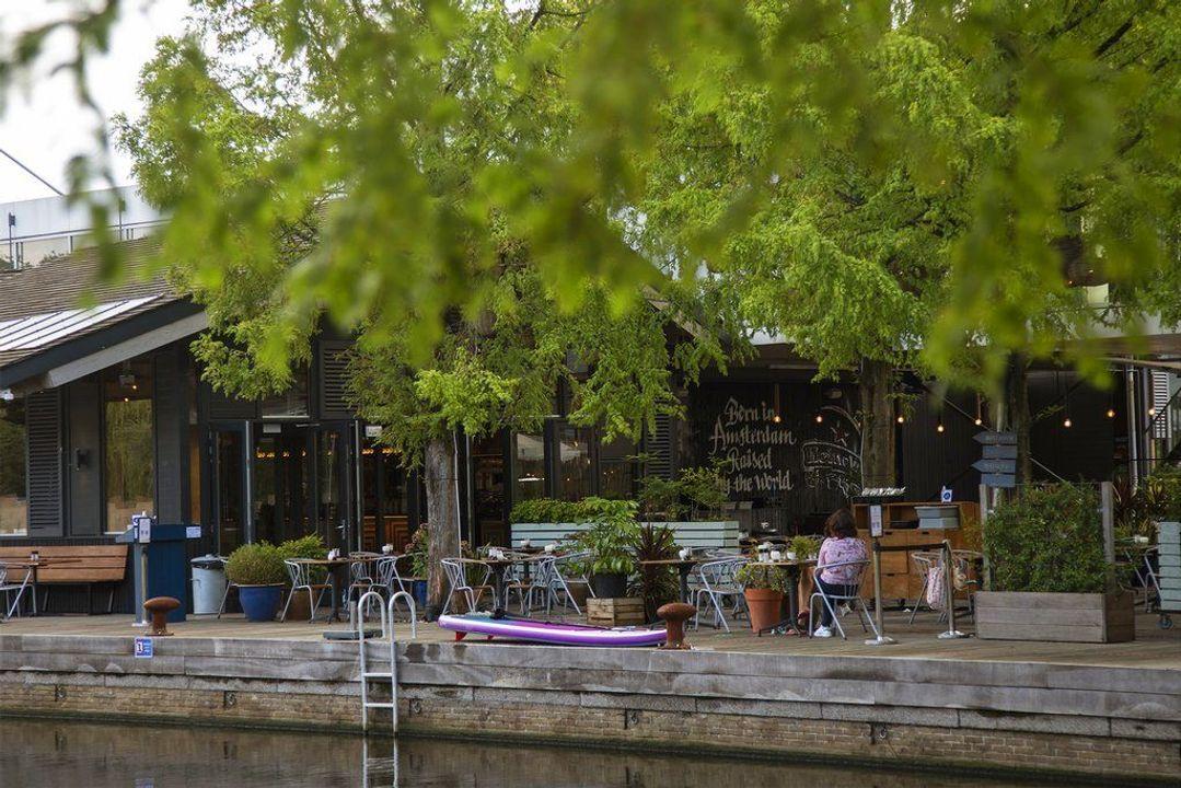 Uiterwaardenstraat 215 B-huis, Double downstairs house in Amsterdam foto-32