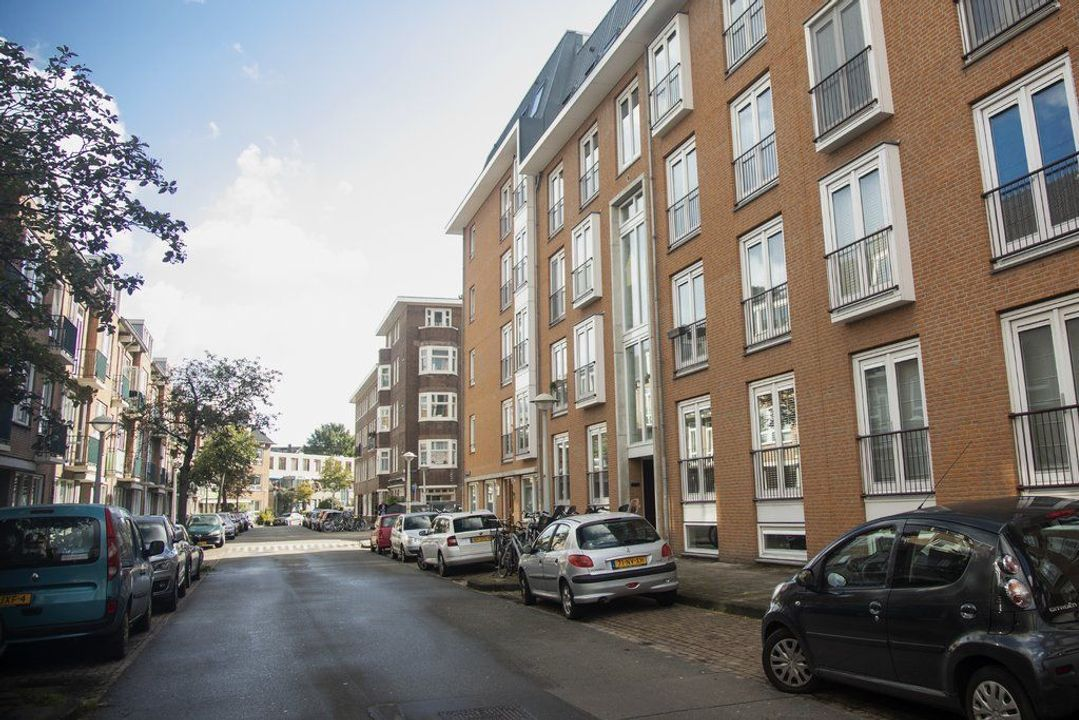 Uiterwaardenstraat 215 B-huis, Double downstairs house in Amsterdam foto-28