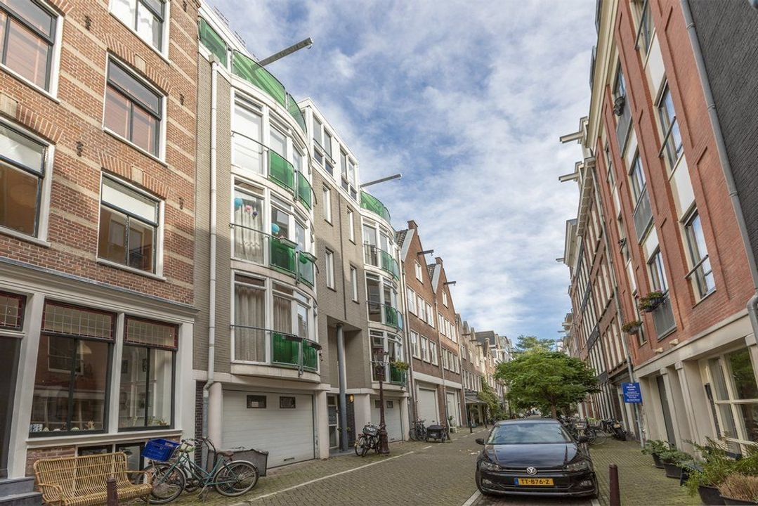 Utrechtsedwarsstraat 129 -G, Bovenwoning in Amsterdam foto-17