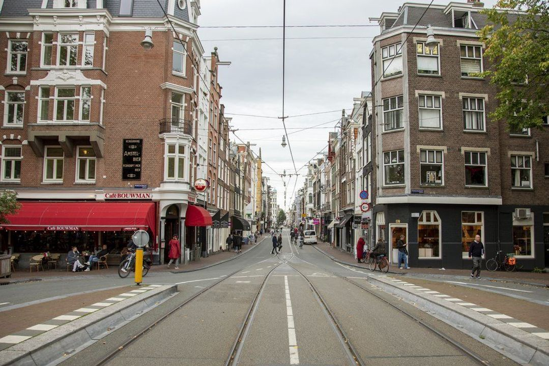 Utrechtsedwarsstraat 129 -G, Bovenwoning in Amsterdam foto-19