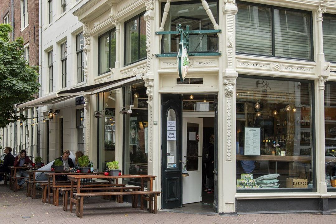 Utrechtsedwarsstraat 129 -G, Bovenwoning in Amsterdam foto-24