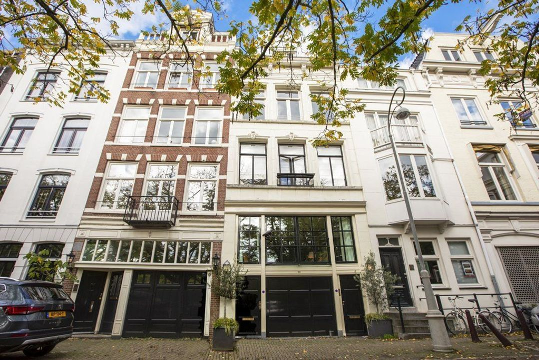 Kerkstraat 359 2, Bovenwoning in Amsterdam foto-0
