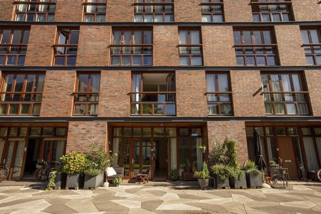 Funenpark 123 -huis, Benedenwoning in Amsterdam foto-17