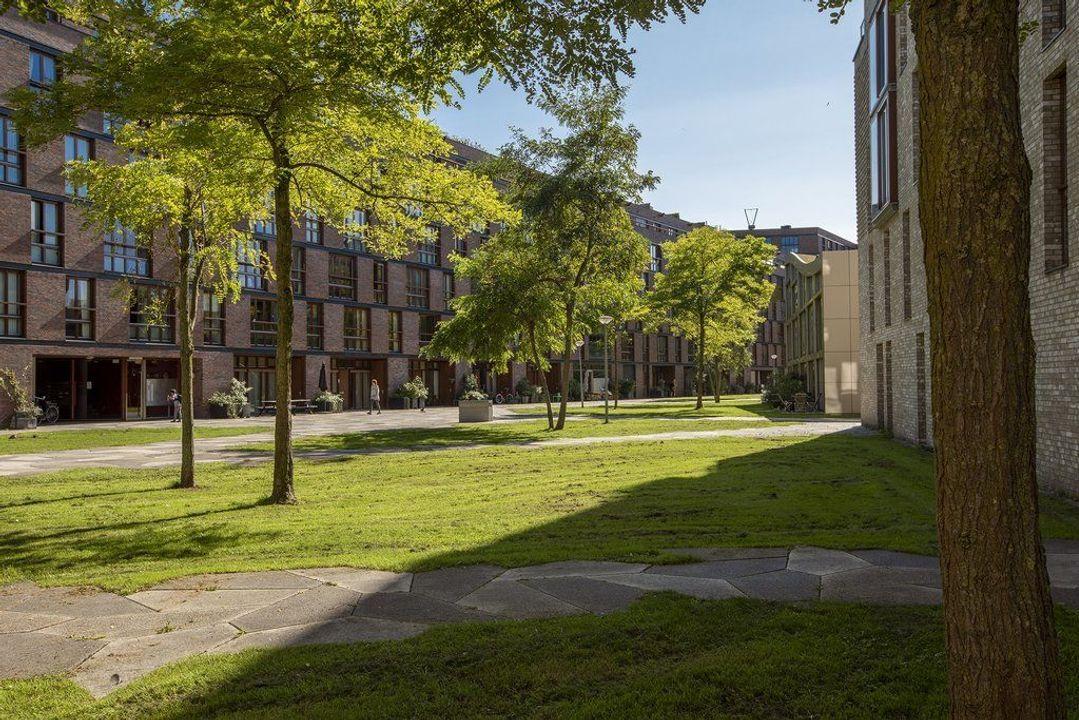 Funenpark 123 -huis, Benedenwoning in Amsterdam foto-21