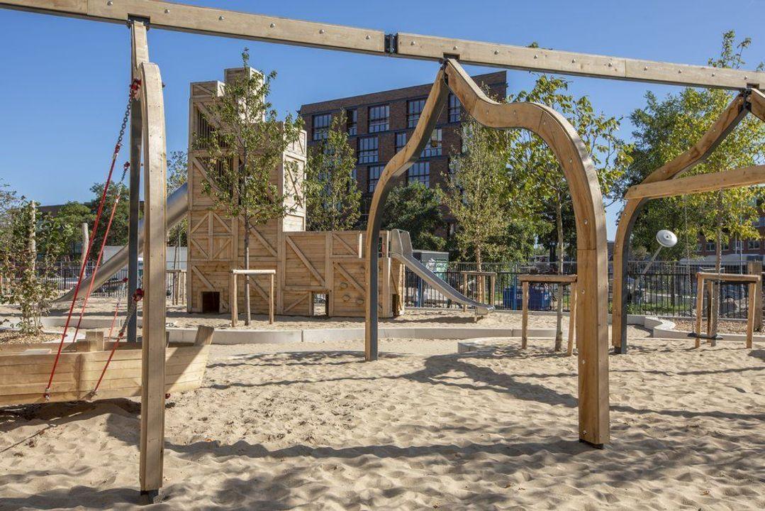 Funenpark 123 -huis, Benedenwoning in Amsterdam foto-23