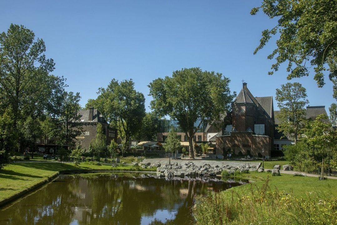 Funenpark 123 -huis, Benedenwoning in Amsterdam foto-25