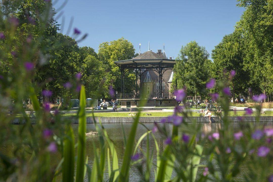 Funenpark 123 -huis, Benedenwoning in Amsterdam foto-26