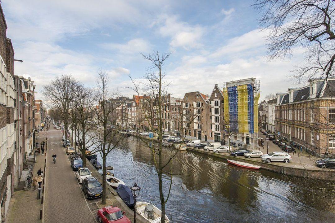 Raamstraat 2 -II+III, Bovenwoning in Amsterdam foto-6