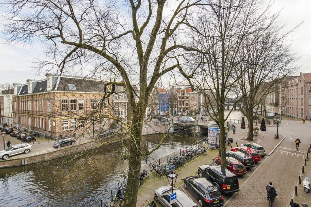 Raamstraat 2 -II+III, Bovenwoning in Amsterdam foto-7