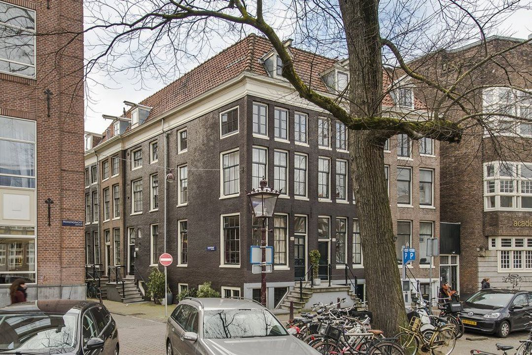 Raamstraat 2 -II+III, Bovenwoning in Amsterdam foto-23