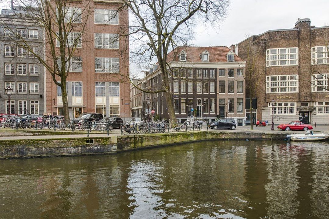 Raamstraat 2 -II+III, Bovenwoning in Amsterdam foto-24