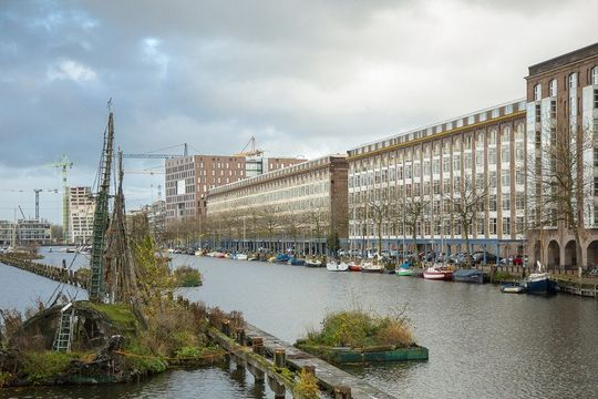 Zeeburgerkade 642 +PP, 1019 HS Amsterdam