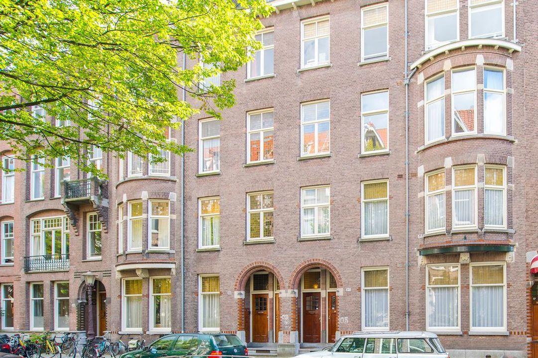 Nicolaas Maesstraat 105 -II, Upper floor apartment in Amsterdam foto-9