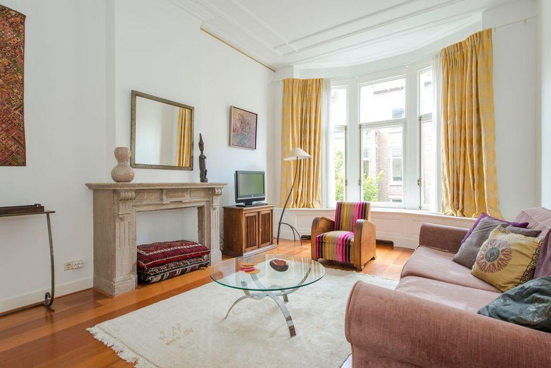 Nicolaas Maesstraat 105 -II, Upper floor apartment in Amsterdam foto-2