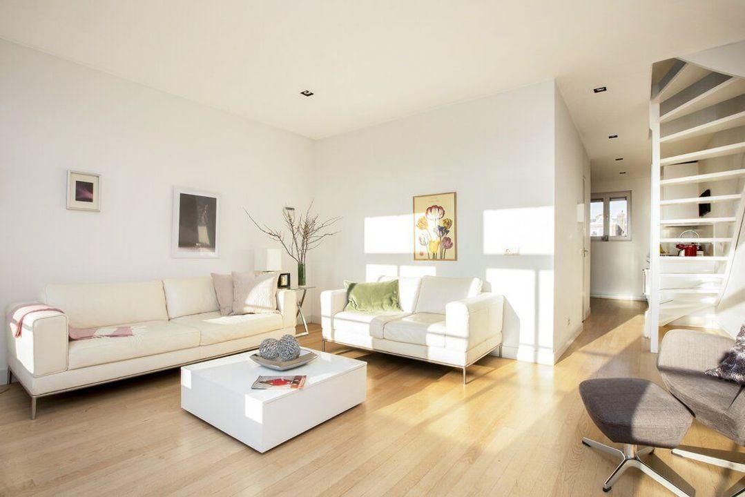 Kerkstraat 205 III+IV, Upper floor apartment in Amsterdam foto-1