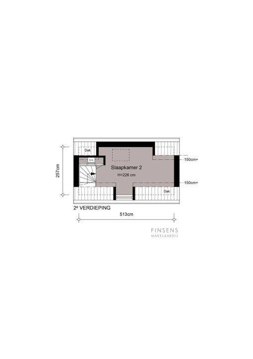 Hartenstraat 5 A, Bovenwoning in Amsterdam Plattegronden-2