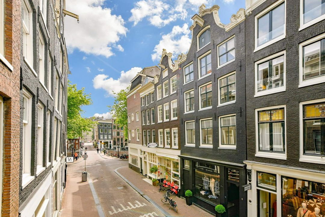 Hartenstraat 5 A, Bovenwoning in Amsterdam foto-0