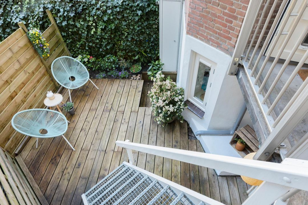 President Kennedylaan 112 huis, Double downstairs house in Amsterdam foto-6