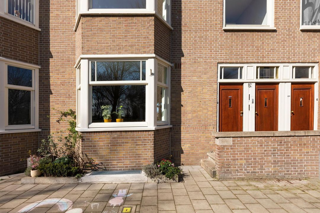 President Kennedylaan 112 huis, Double downstairs house in Amsterdam foto-23