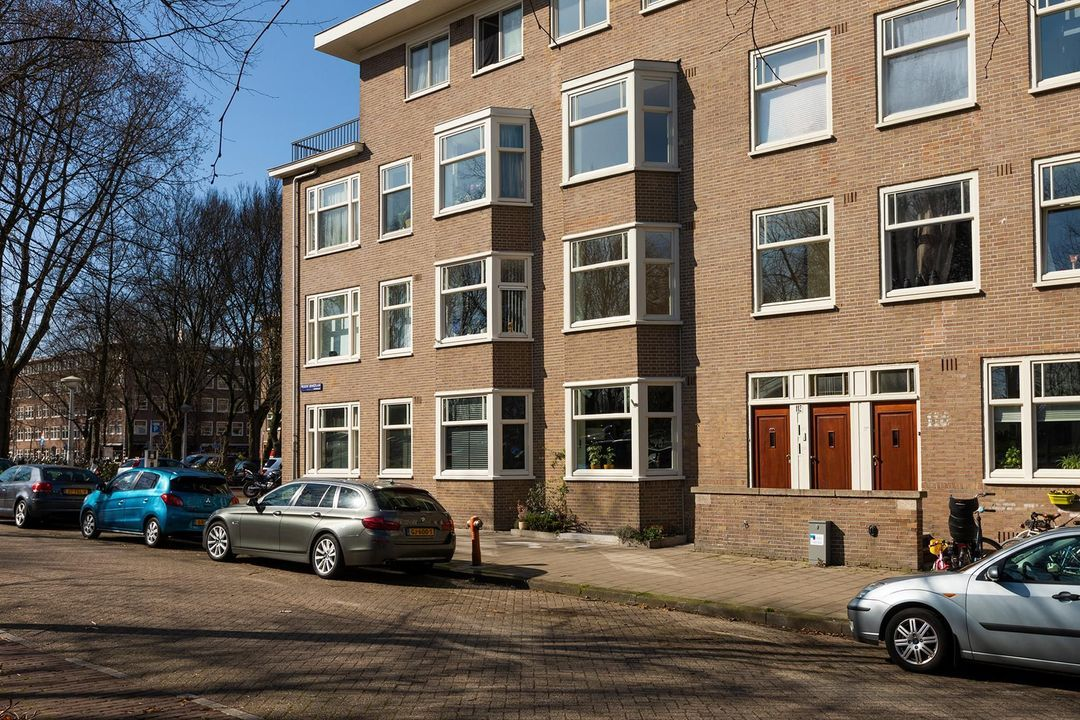 President Kennedylaan 112 huis, Double downstairs house in Amsterdam foto-24