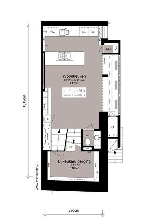 Nieuwe Leliestraat 81, Corner house in Amsterdam Plattegronden-0
