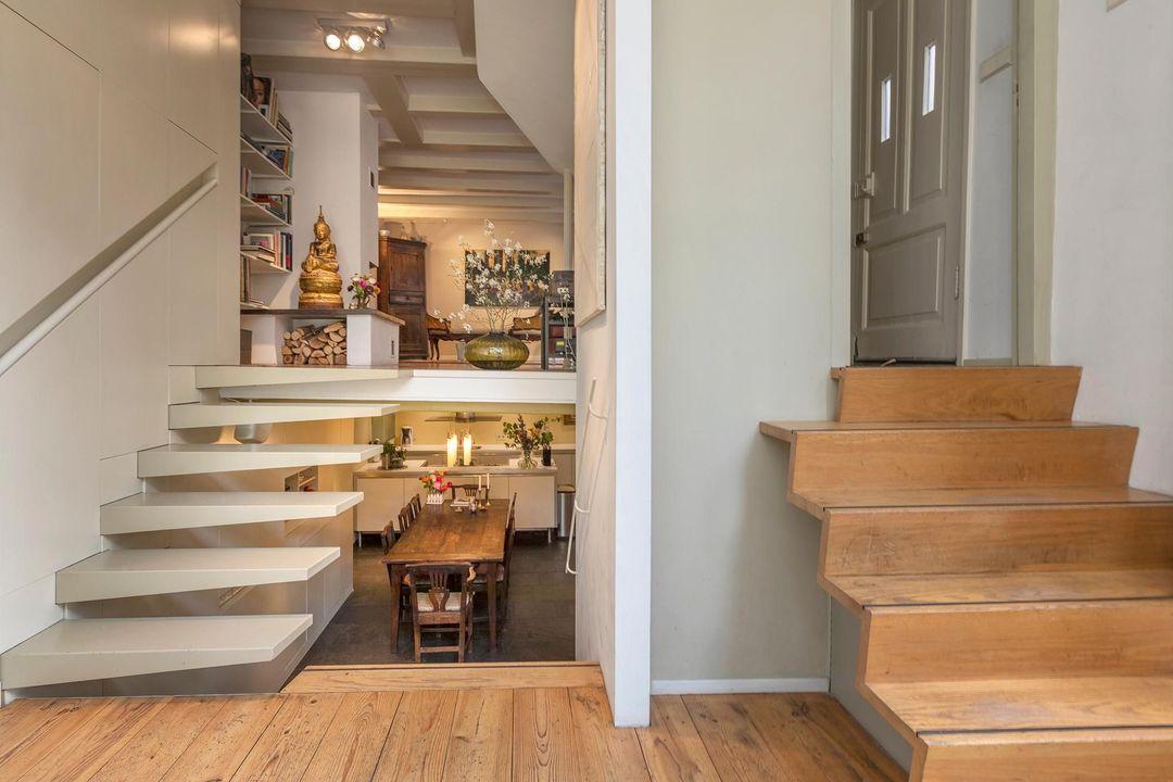 Nieuwe Leliestraat 81, Corner house in Amsterdam foto-2