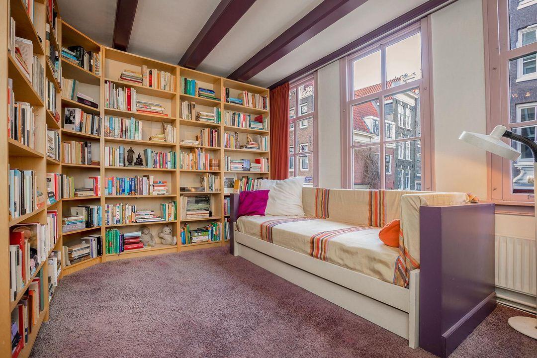 Nieuwe Leliestraat 81, Corner house in Amsterdam foto-12