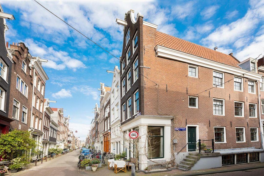 Nieuwe Leliestraat 81, Corner house in Amsterdam foto-22