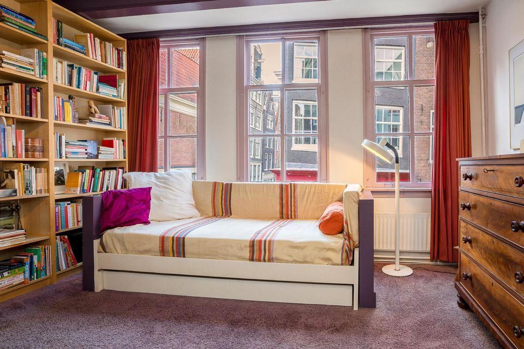 Nieuwe Leliestraat 81, Corner house in Amsterdam foto-13