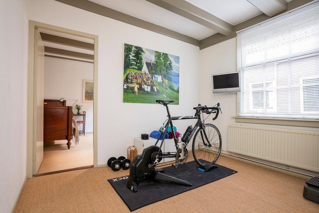 Nieuwe Leliestraat 81, Corner house in Amsterdam foto-8
