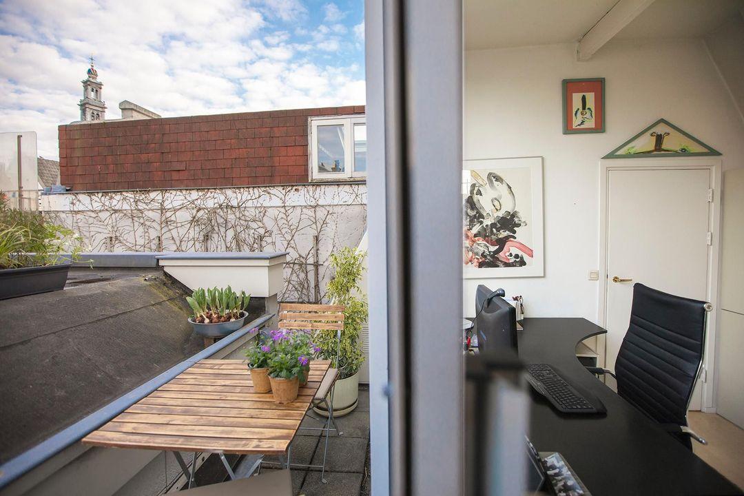 Nieuwe Leliestraat 81, Corner house in Amsterdam foto-20
