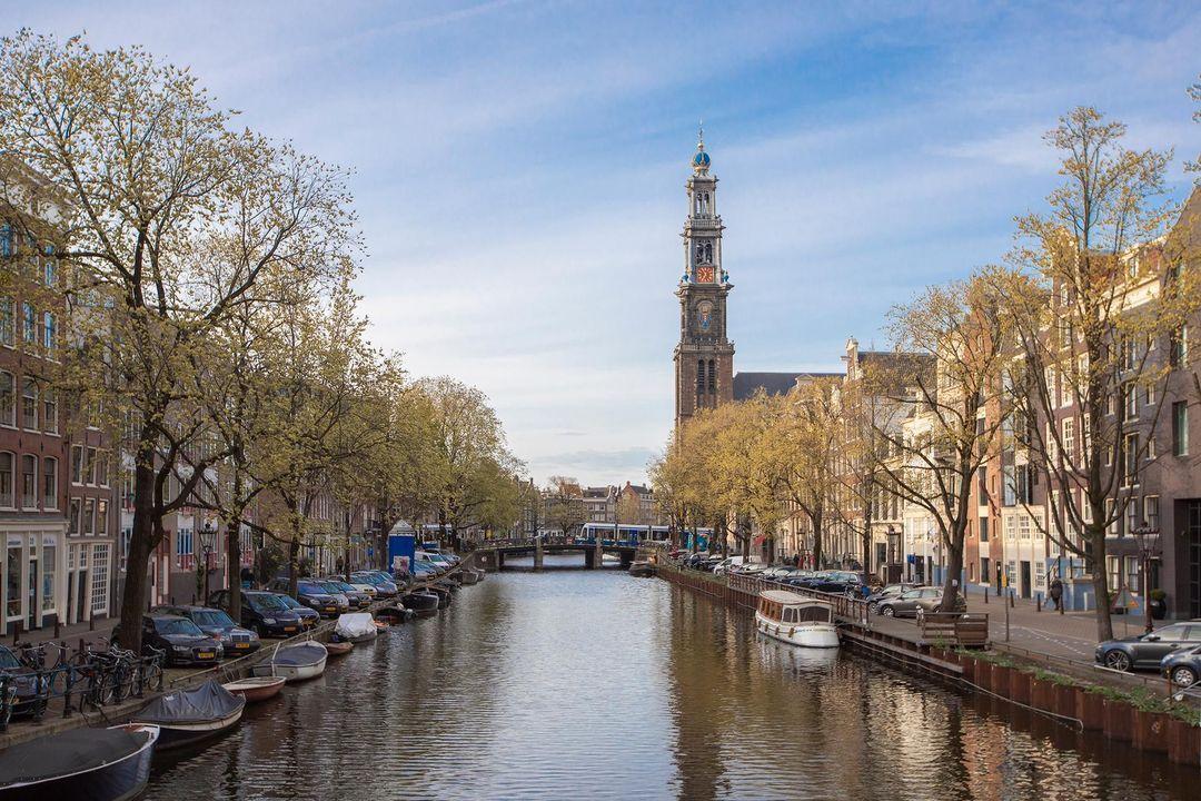 Nieuwe Leliestraat 81, Corner house in Amsterdam foto-30
