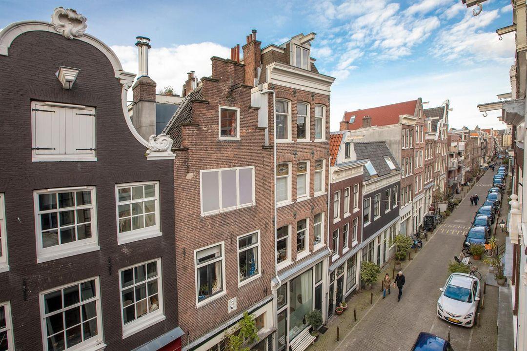 Nieuwe Leliestraat 81, Corner house in Amsterdam foto-18