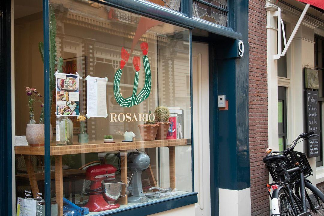 Nieuwe Leliestraat 81, Corner house in Amsterdam foto-24