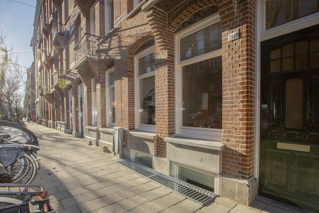 Rustenburgerstraat 294 huis, Double downstairs house in Amsterdam foto-26