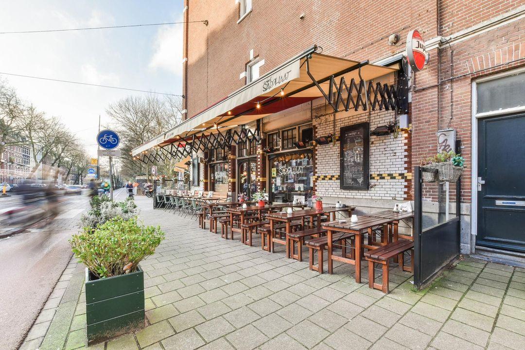 Rustenburgerstraat 294 huis, Double downstairs house in Amsterdam foto-29