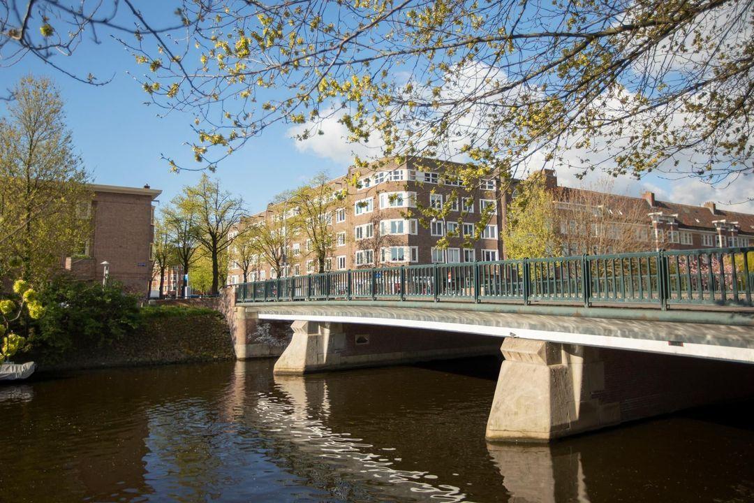 Maasstraat 4 I+II, Bovenwoning in Amsterdam foto-24