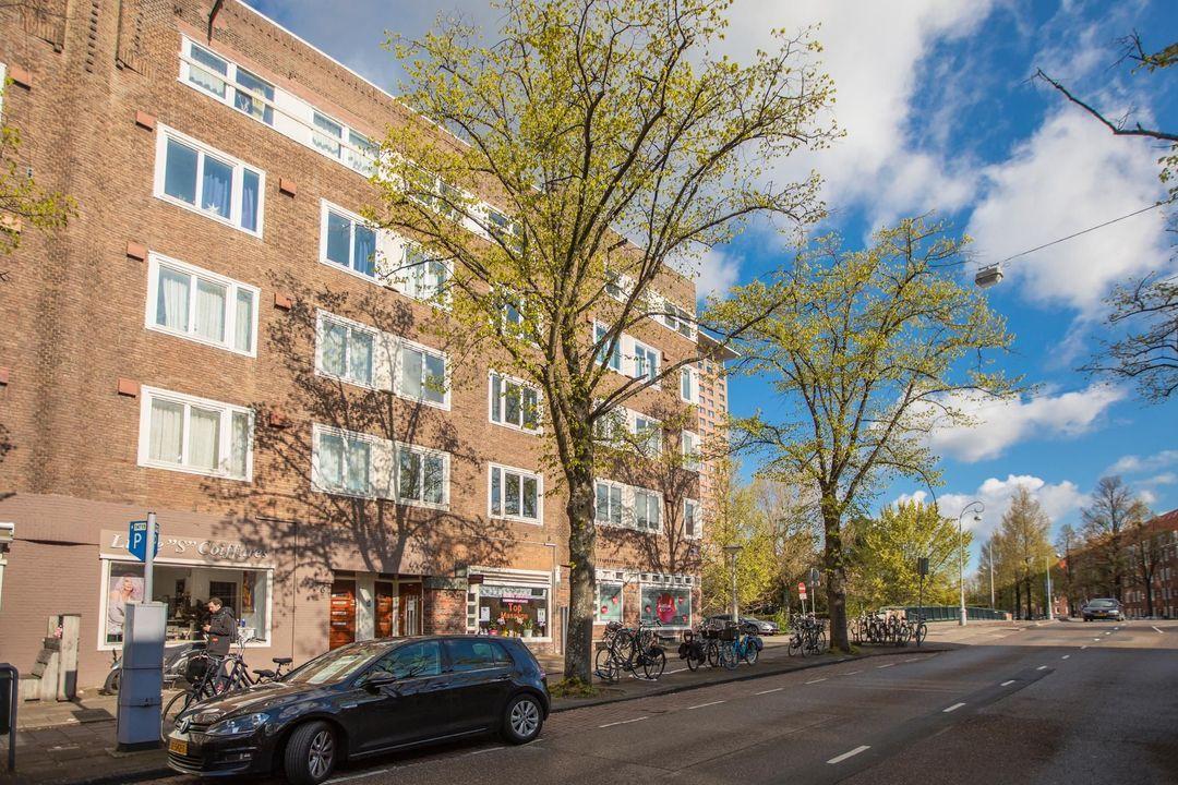 Maasstraat 4 I+II, Bovenwoning in Amsterdam foto-25