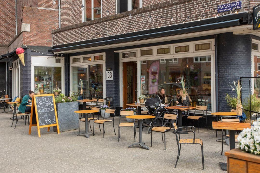 Maasstraat 4 I+II, Bovenwoning in Amsterdam foto-27
