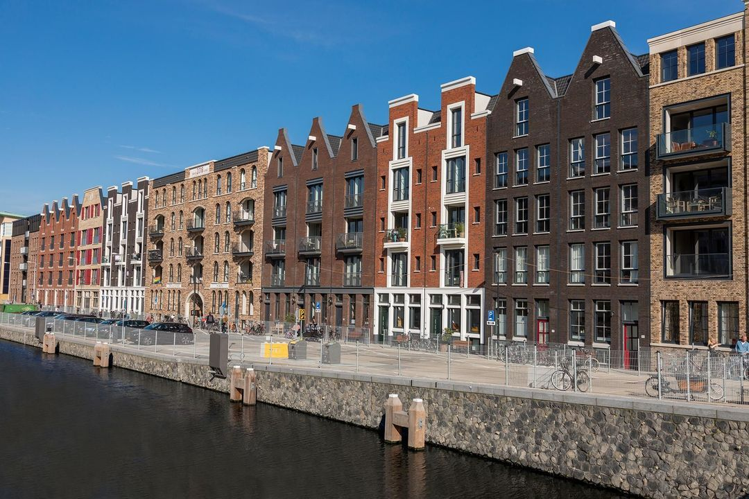 Wiborgeiland 102, Maisonnette in Amsterdam foto-0