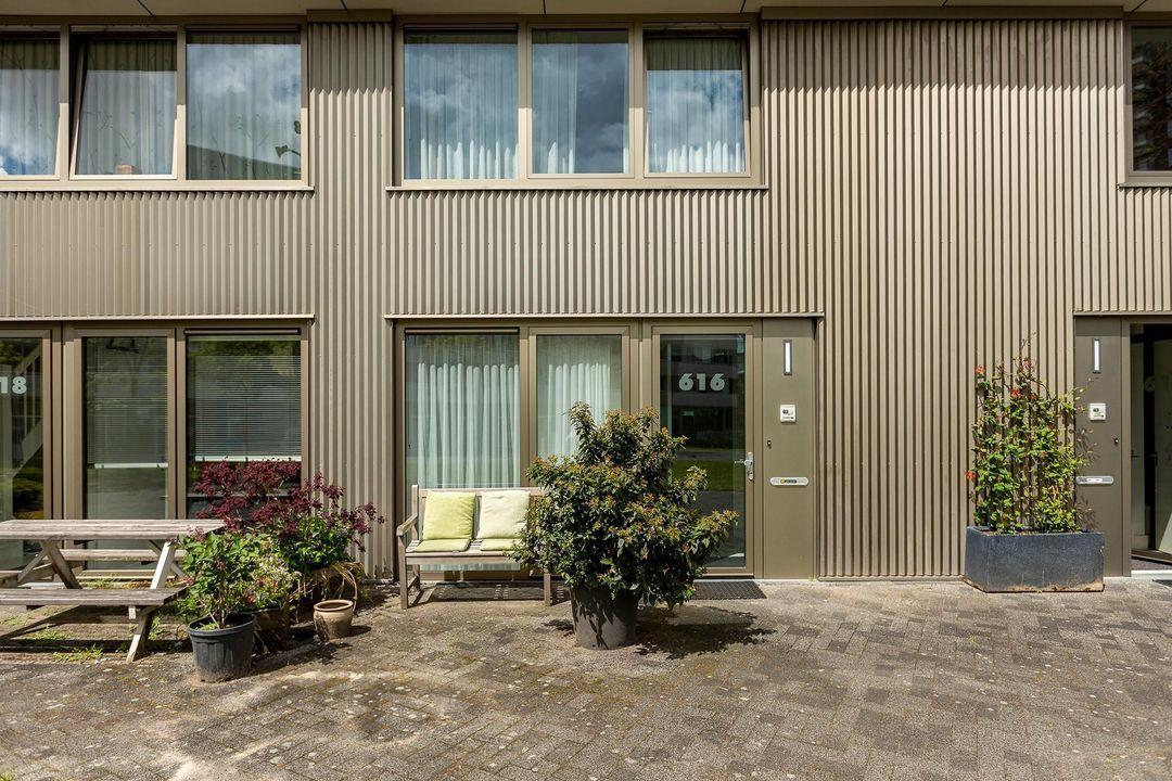 Carolina MacGillavrylaan 616, Double downstairs house in Amsterdam foto-17