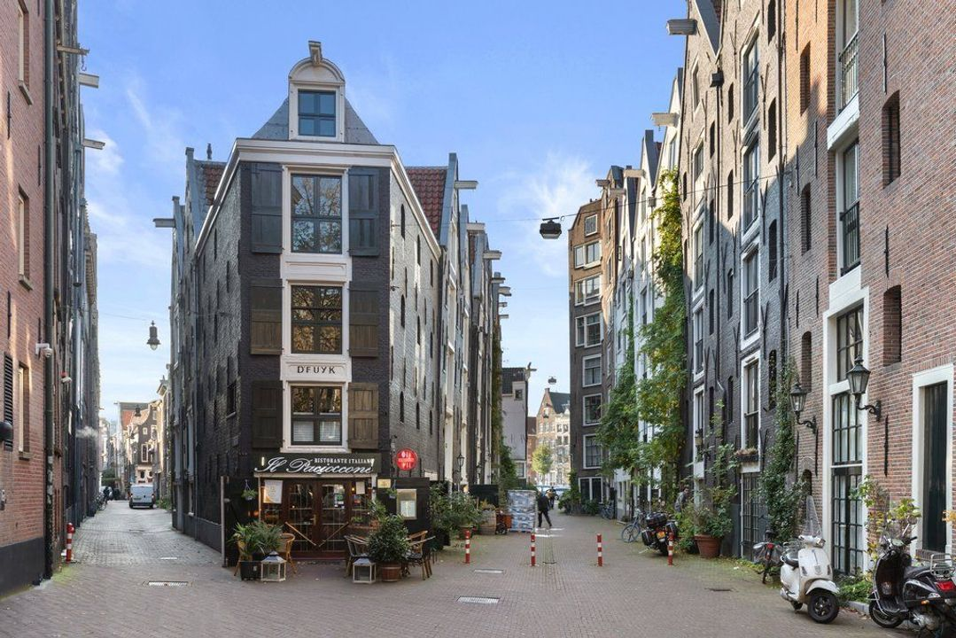 Koggestraat 5 -II, Upper floor apartment in Amsterdam foto-0