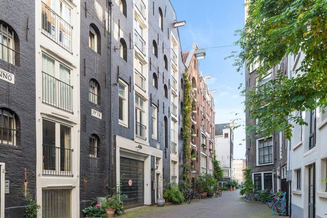 Koggestraat 5 -II, Upper floor apartment in Amsterdam foto-1