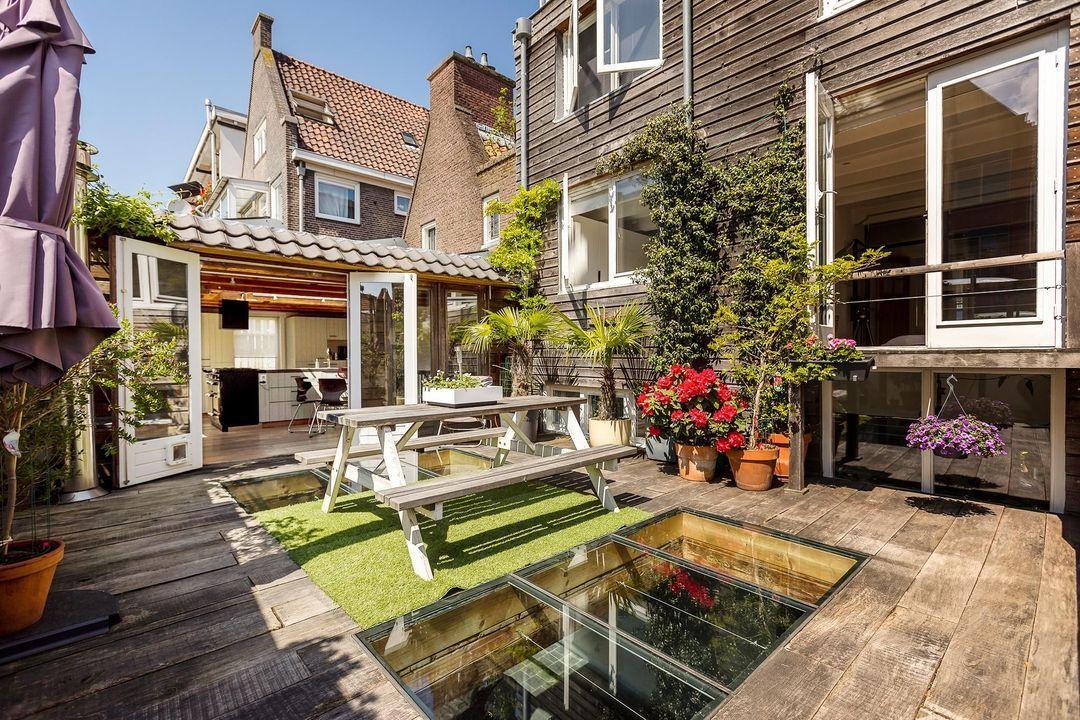 Vinkenstraat 161 hs+I, Dubbel benedenhuis in Amsterdam foto-1