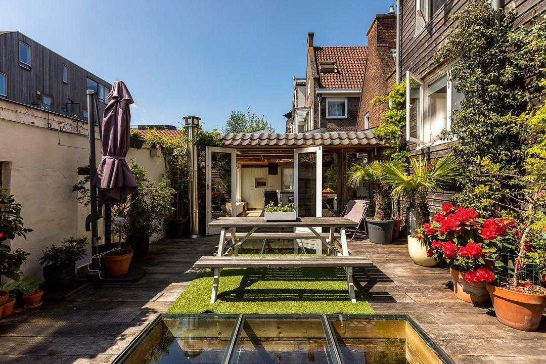 Vinkenstraat 161 hs+I, Dubbel benedenhuis in Amsterdam foto-12