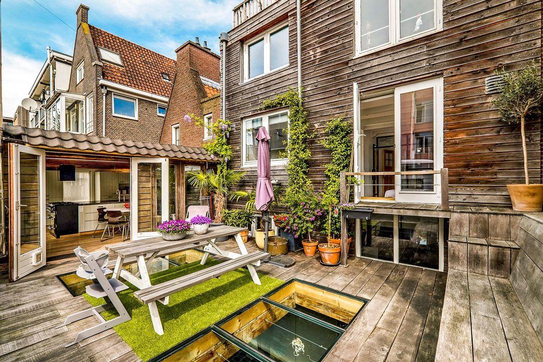 Vinkenstraat 161 hs+I, Dubbel benedenhuis in Amsterdam foto-13