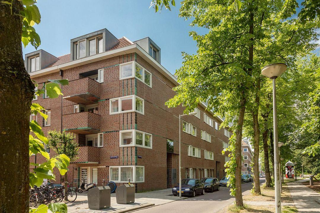 Tugelaweg 40 -f+PP, Bovenwoning in Amsterdam foto-0