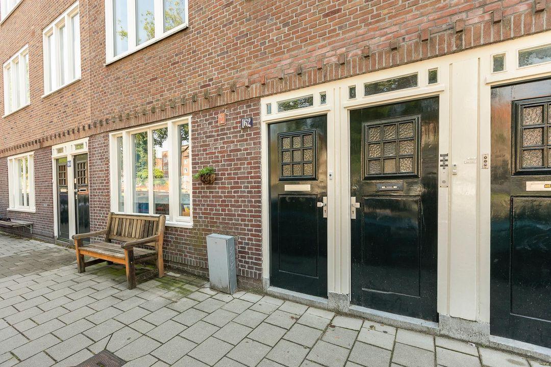 Admiralengracht 162 -H, Benedenwoning in Amsterdam foto-18